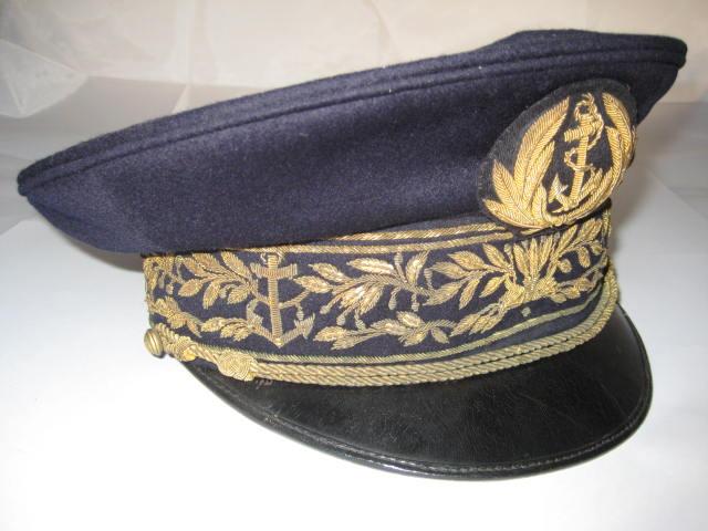 Ingénieur Général Marine DYEVRE