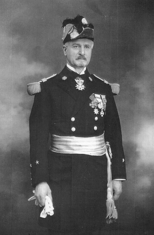 Médecin Général Marine LIFFRAN