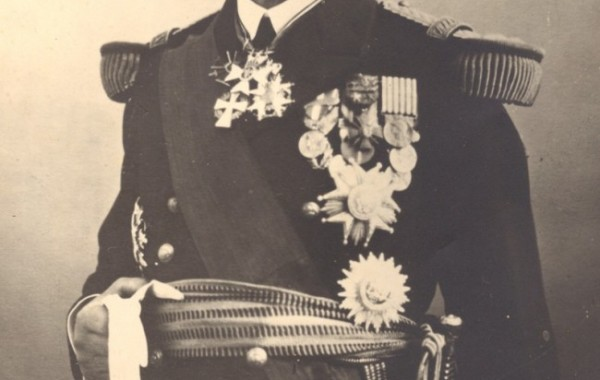Vice Amiral GRANDCLEMENT