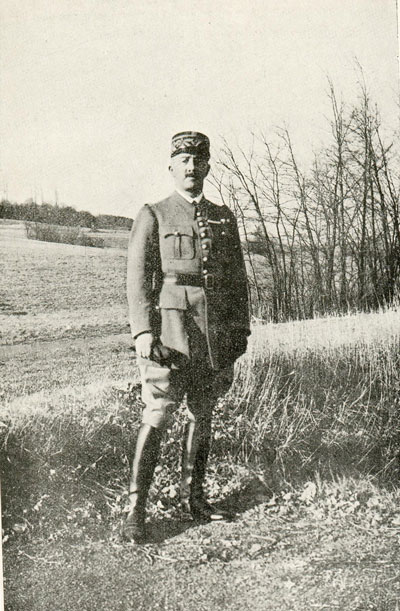 Général de Brigade ARLABOSSE