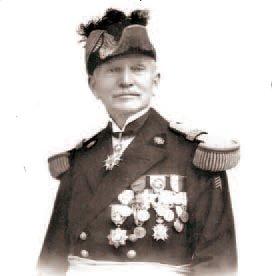 Médecin Général Marine AVEROUS