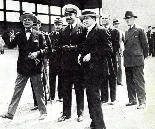 Général d'Armée Aérienne VUILLEMIN