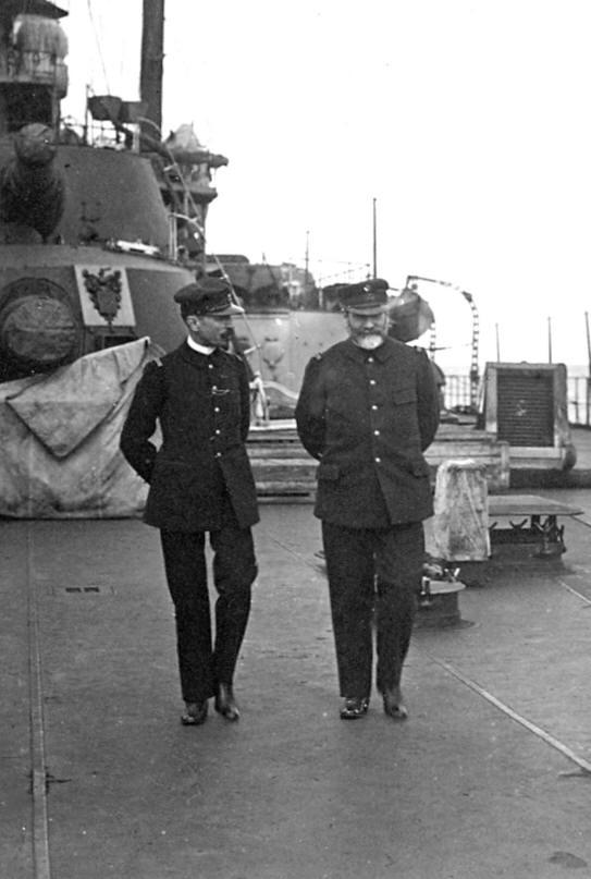 Contre Amiral CAZENAVE