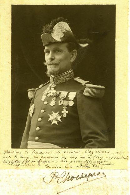 Vice Amiral CHOCHEPRAT