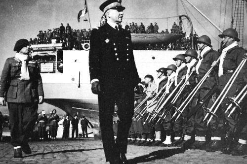 Amiral de LABORDE
