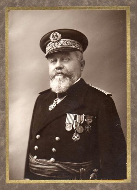 Contrôleur Général Marine CORRE