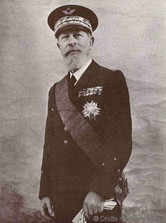 Ingénieur Général Air DUMANOIS