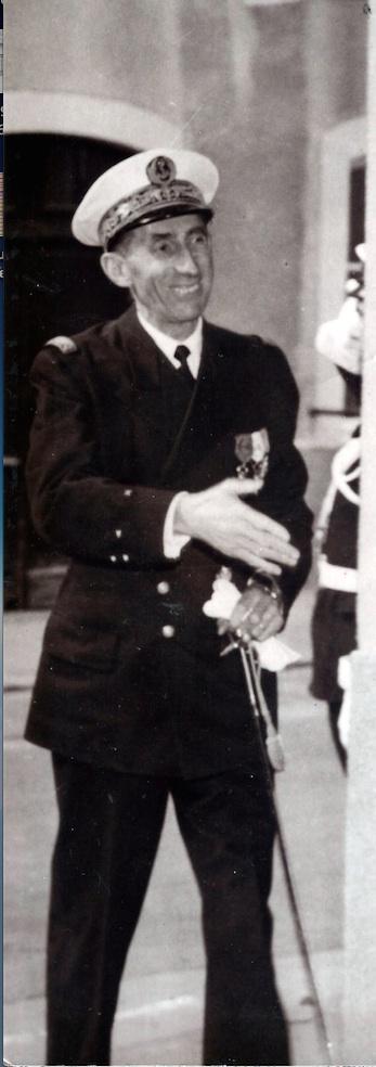Contrôleur Général Marine PIQUET