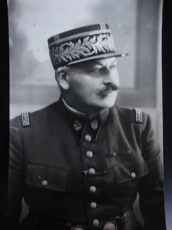 Médecin Général PHEULPIN