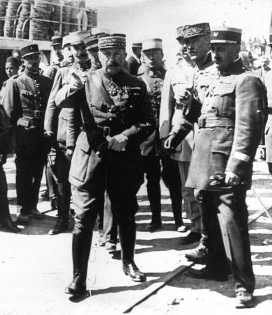 Général de Corps d'Armée NAULIN