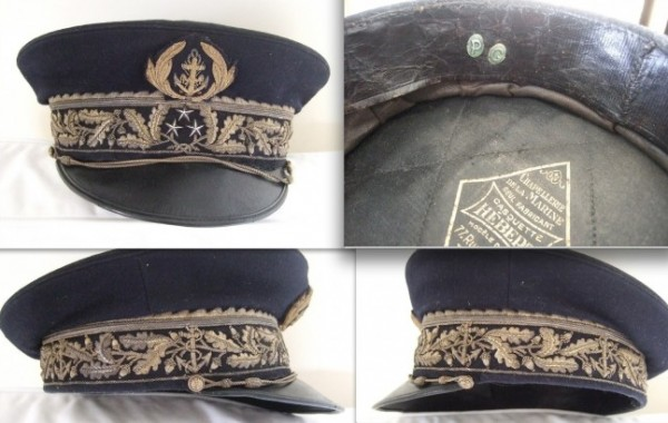 Vice Amiral d'Escadre GOUTON