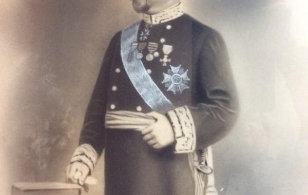 Intendant Général THOUMAZOU