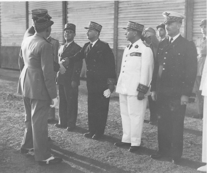 Général de Division Aérienne GAMA