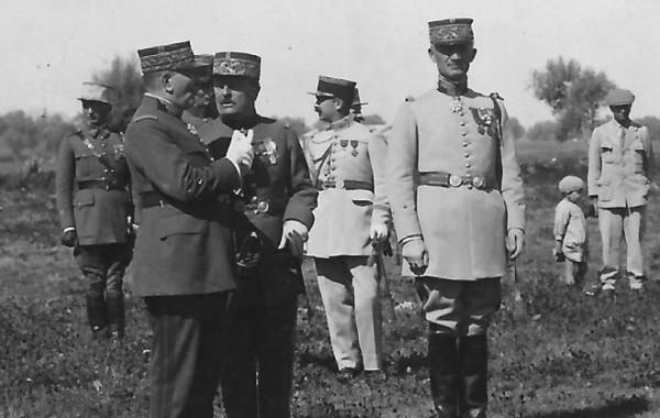 Général de Corps d'Armée FREYDENBERG