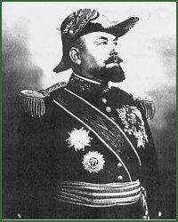 Général de Corps d'Armée FRANCOIS