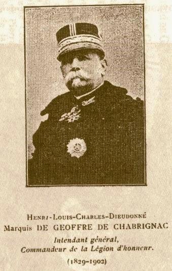 Intendant Général de CHABRIGNAC