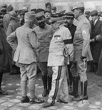 Intendant Général BURGUET