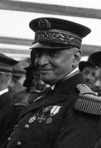 Amiral DURAND-VIEL