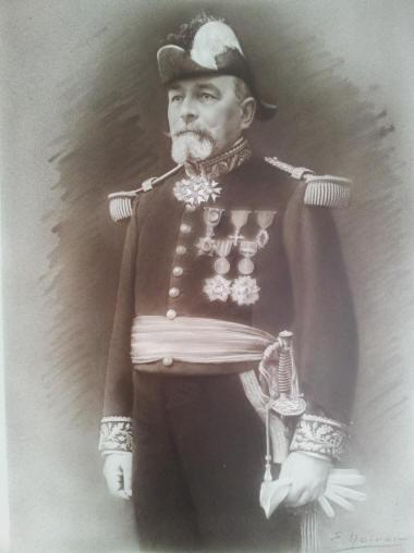 Contre Amiral PRADIER