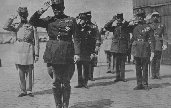 Général de Corps d'Armée de BIGAULT