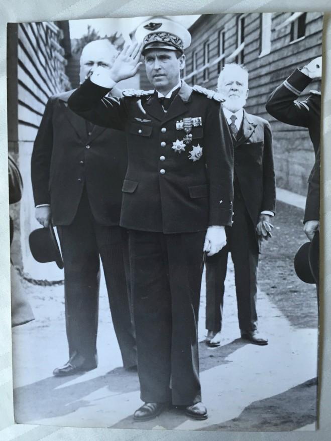 Général de Brigade Aérienne WEISS