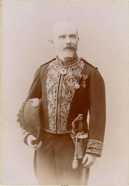 Ingénieur Général Marine THIBAUDIER