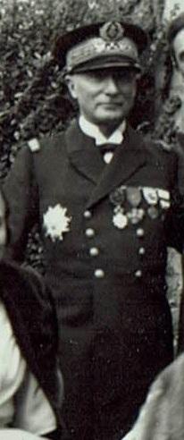 Vice Amiral BASIRE