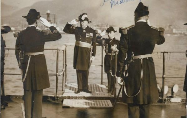 Contre Amiral de MONTCABRIER