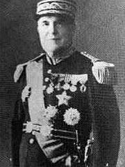 Intendant Général LALLIER DU COUDRAY