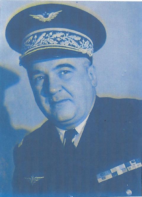 Commissaire Général Air BILBAUT