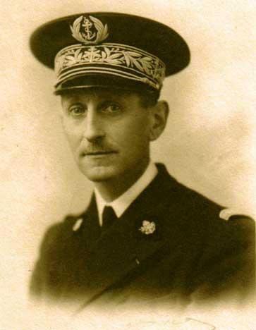 Ingénieur Général Marine RICHOMME