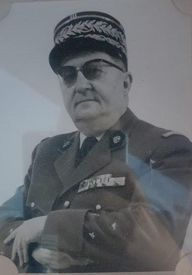 Médecin Général Inspecteur COLLIN