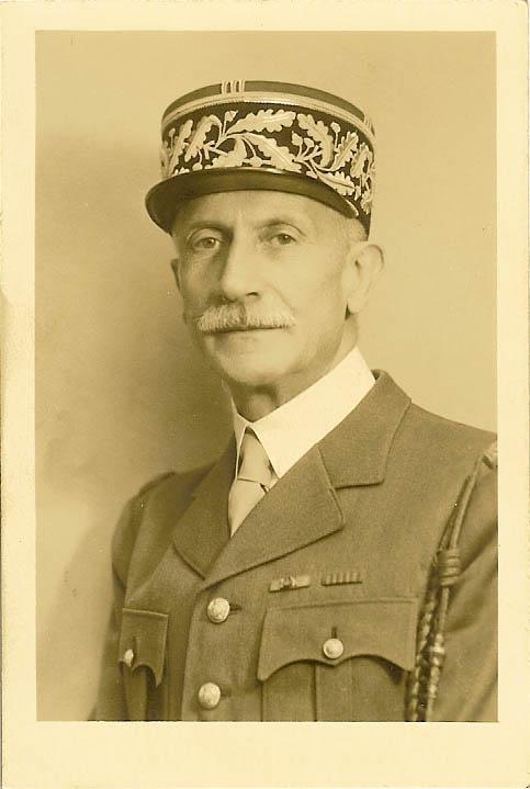 Général de Brigade de CONTENSON