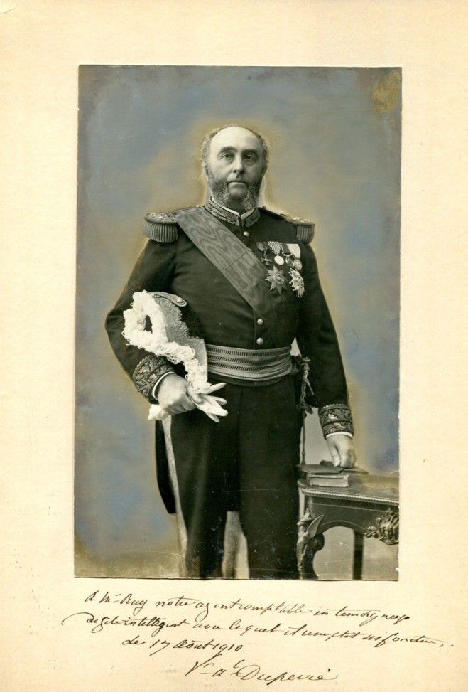 Vice Amiral DUPERRE