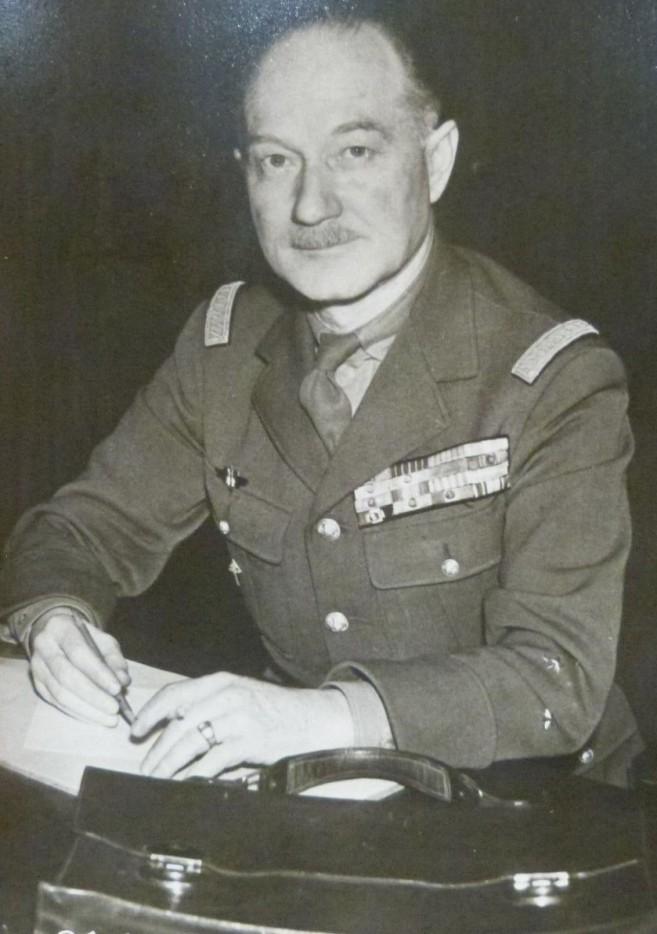 Général d'Armée LEGENTILHOMME