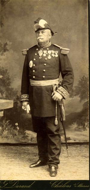 Général de Division DE LA HAYRIE