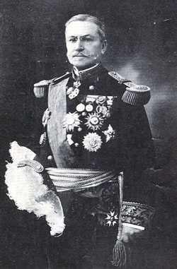Général de Corps d'Armée ARCHINARD