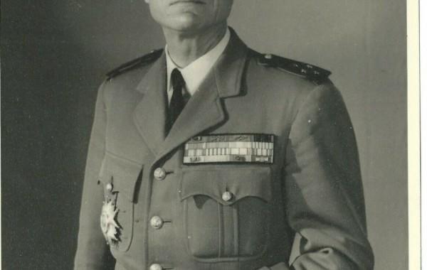 Général de Corps d'Armée BORGNIS-DESBORDES