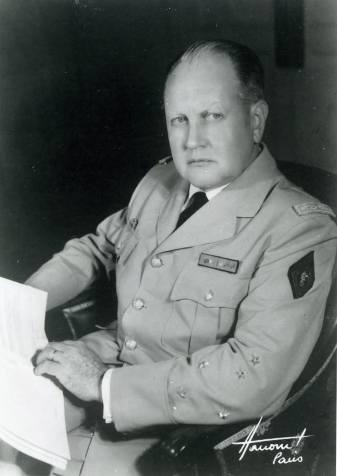 Général d'Armée LE PULOCH