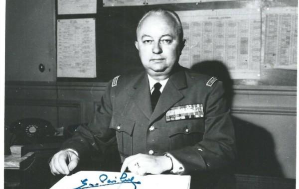 Général de Brigade d'ESCLAIBES