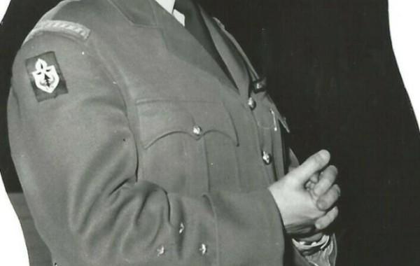 Général de Corps d'Armée GANDOËT