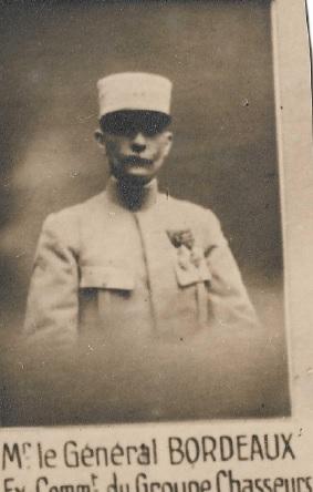 Général de Brigade BORDEAUX