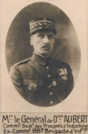 Général de Corps d'Armée AUBERT