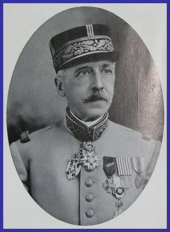 Général de Brigade ALBERT
