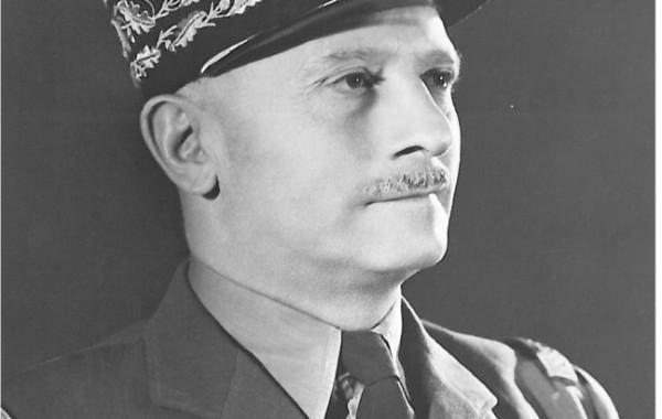 Général de Corps d'Armée PECHKOFF