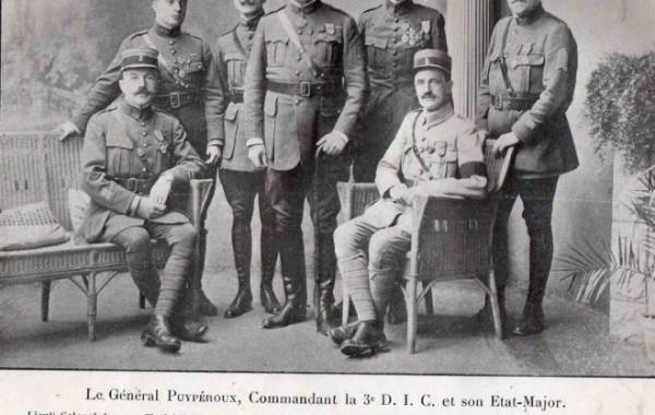 Général de Division PUYPEROUX