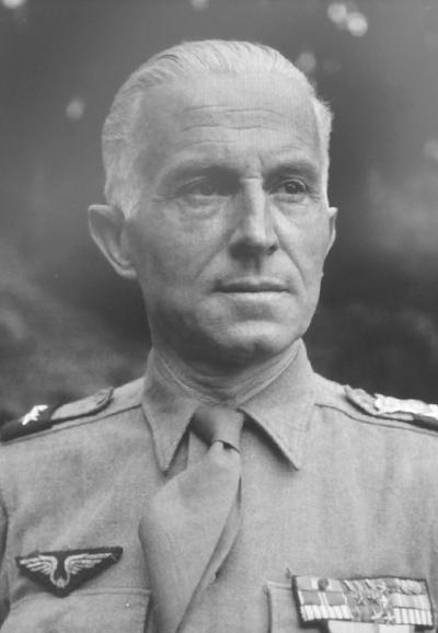 Général de Corps d'Armée DE LAVILLEON