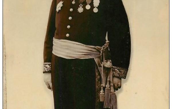 Vice Amiral GOURDON