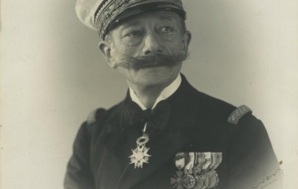 Vice Amiral DESCOTTES GENON