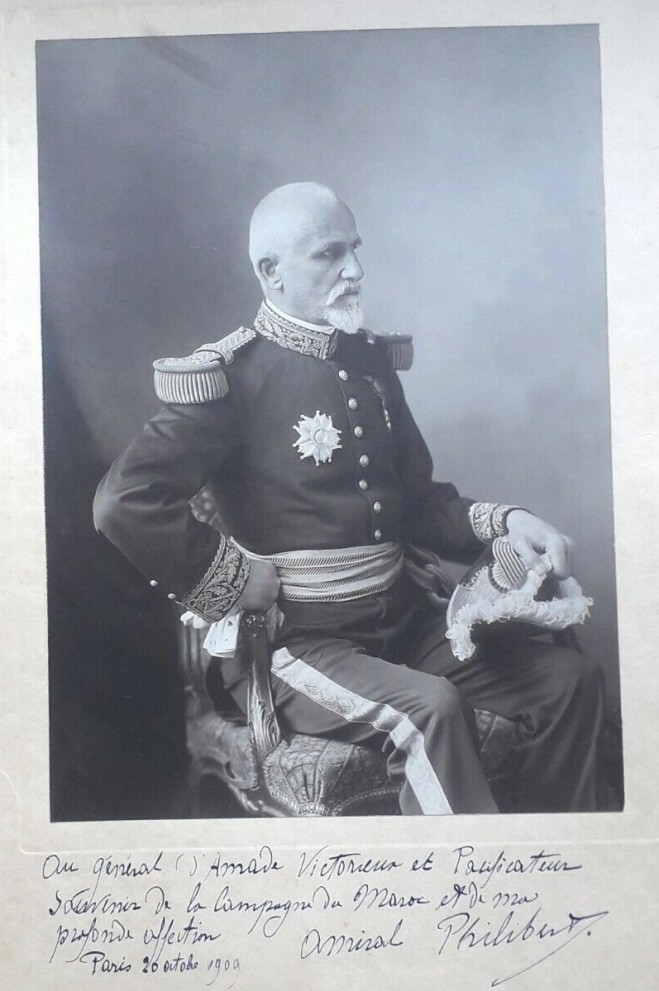 Vice Amiral PHILIBERT